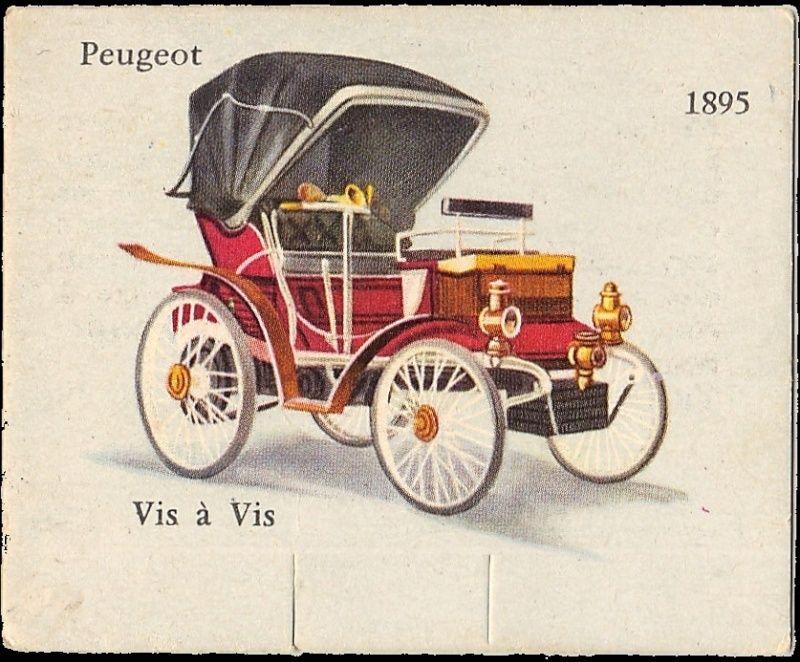 Vis à vis Peugeot type 9 1895 1895_p10