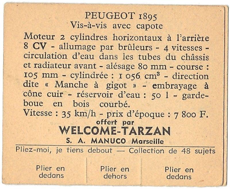 Vis à vis Peugeot type 9 1895 1895_p11