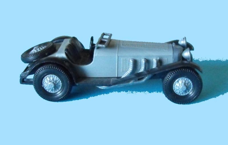 Mercedes SSK 1928 Sport Wagen Grise_10