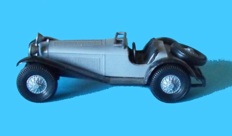 Mercedes SSK 1928 Sport Wagen Grise_11