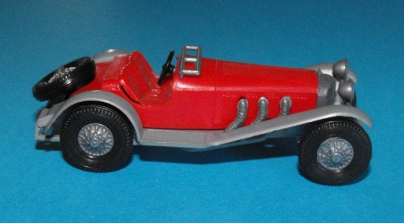 Mercedes SSK 1928 Sport Wagen Rouge_10