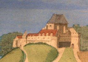 La côte ste Catherine  Panorama de Bonsecours du lundi 16 et Jeudi 19022015 et sans oublier l'histoire des lieux Monast10