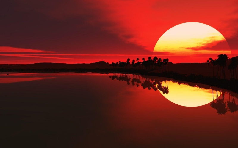 coucher de soleil Greywo11