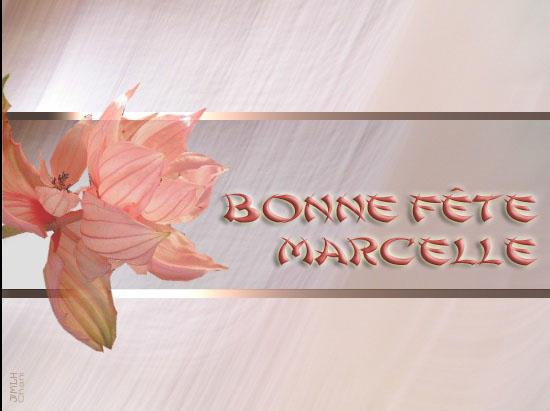 fête  à  souhaiter   - Page 2 Marcel10