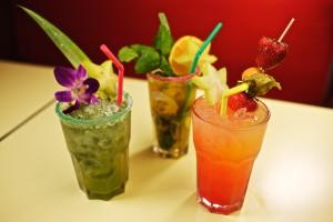 Le Bar  , Boissons , Café , Thé . Peek-a10