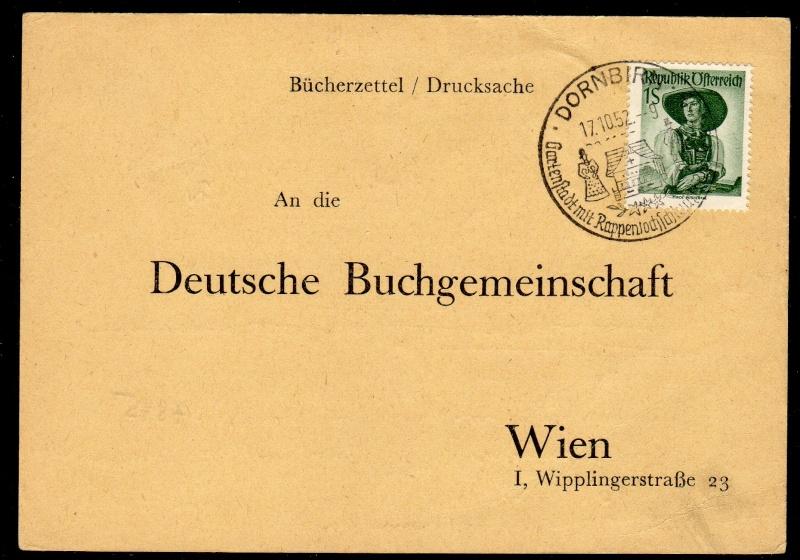 Ortswerbestempel Österreich Img08310