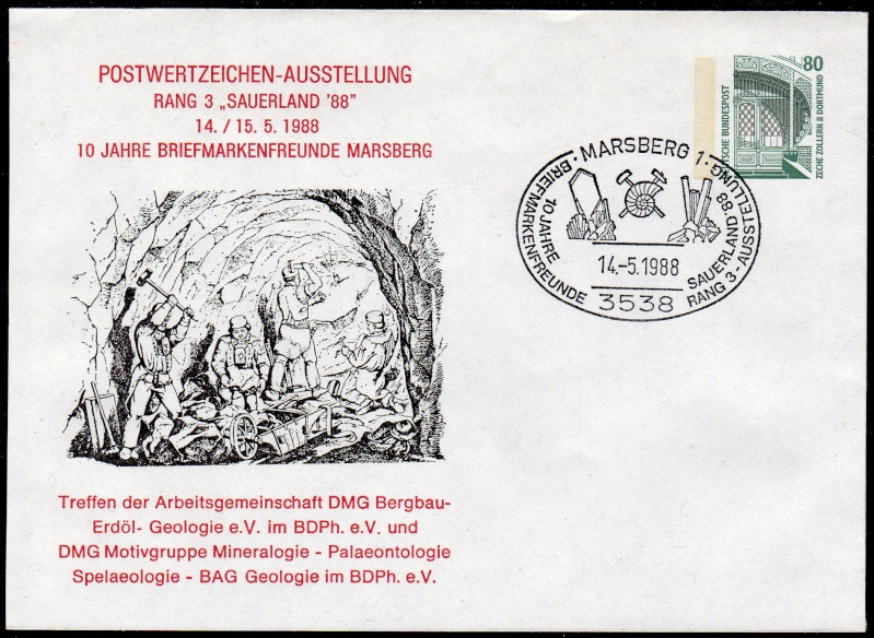 Bergbau, Mineralogie, Geologie, Erdöl, Stahlverhüttung Img11810