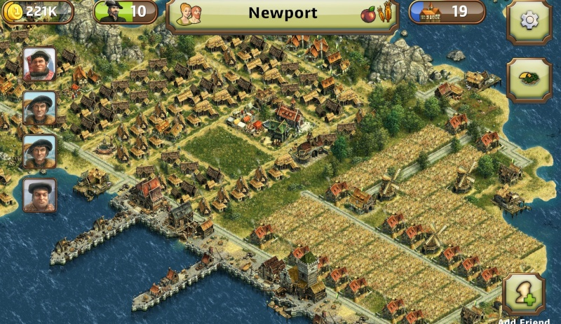 Jun Yi's empire Newpor11