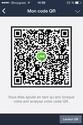 Code QR ou ID LINE pour l'application Tsum Tsum 10921713