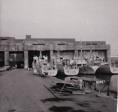 [Les ports militaires de métropole] Port de LA PALLICE Lp110