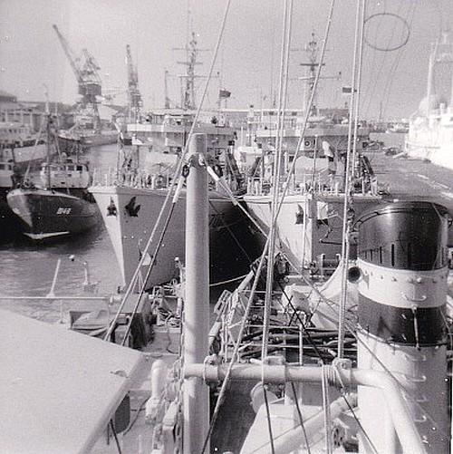 [Les ports militaires de métropole] Port de LA PALLICE Lp210