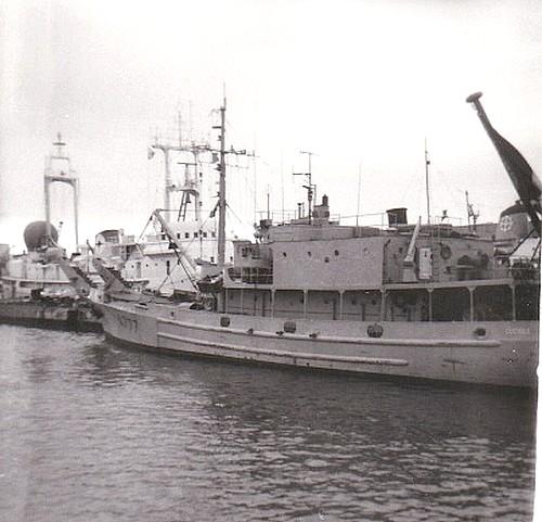 [Les ports militaires de métropole] Port de LA PALLICE Lp310