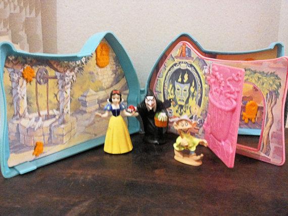 [VENDO] Biancaneve Once Upon a Time C`era una volta Playset Mattel 1991 Vintage molto raro Il_57012