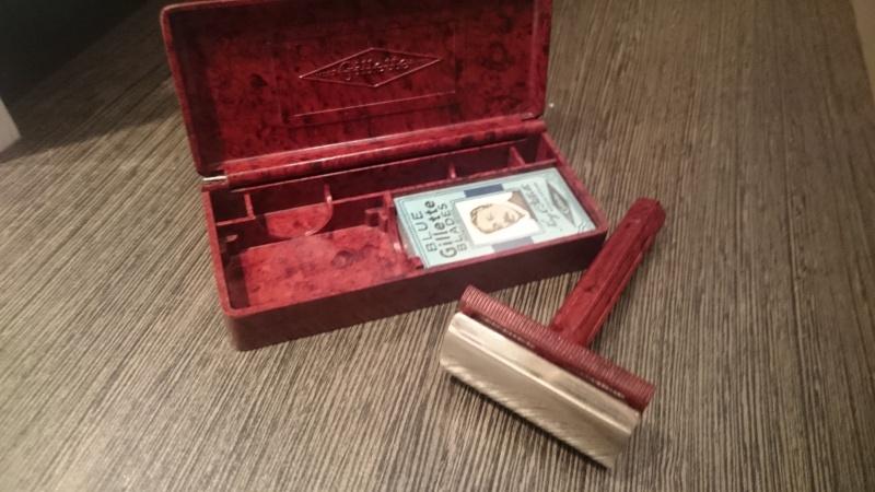Gillette n°25 bakélite Dsc_0066