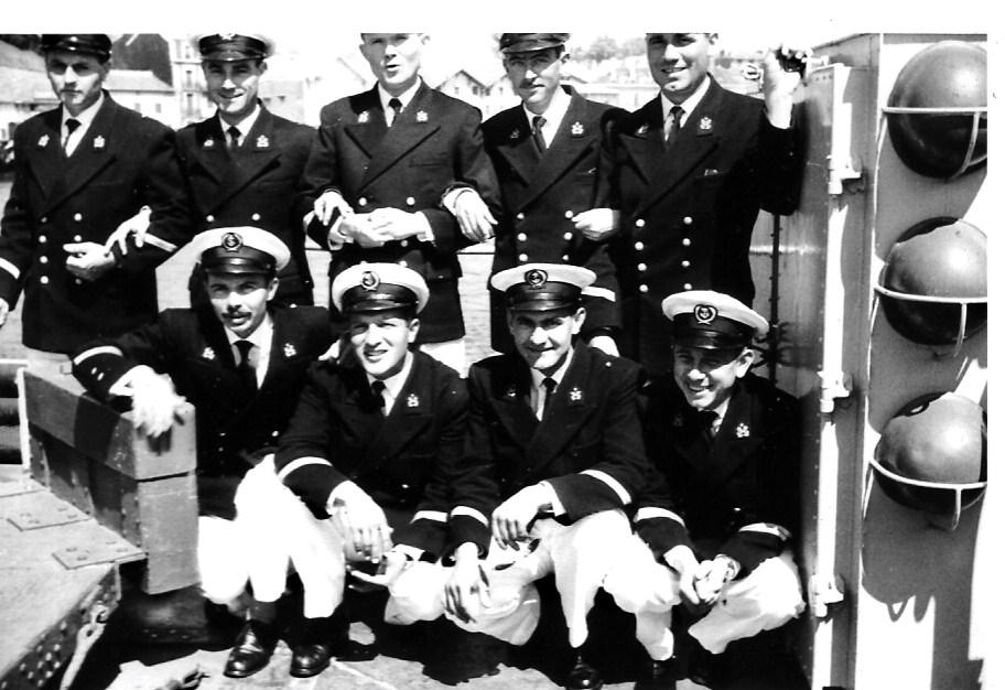 [Divers écoles de spécialité] École des Pilotes de la Flotte à St Malo 35 Pilote10