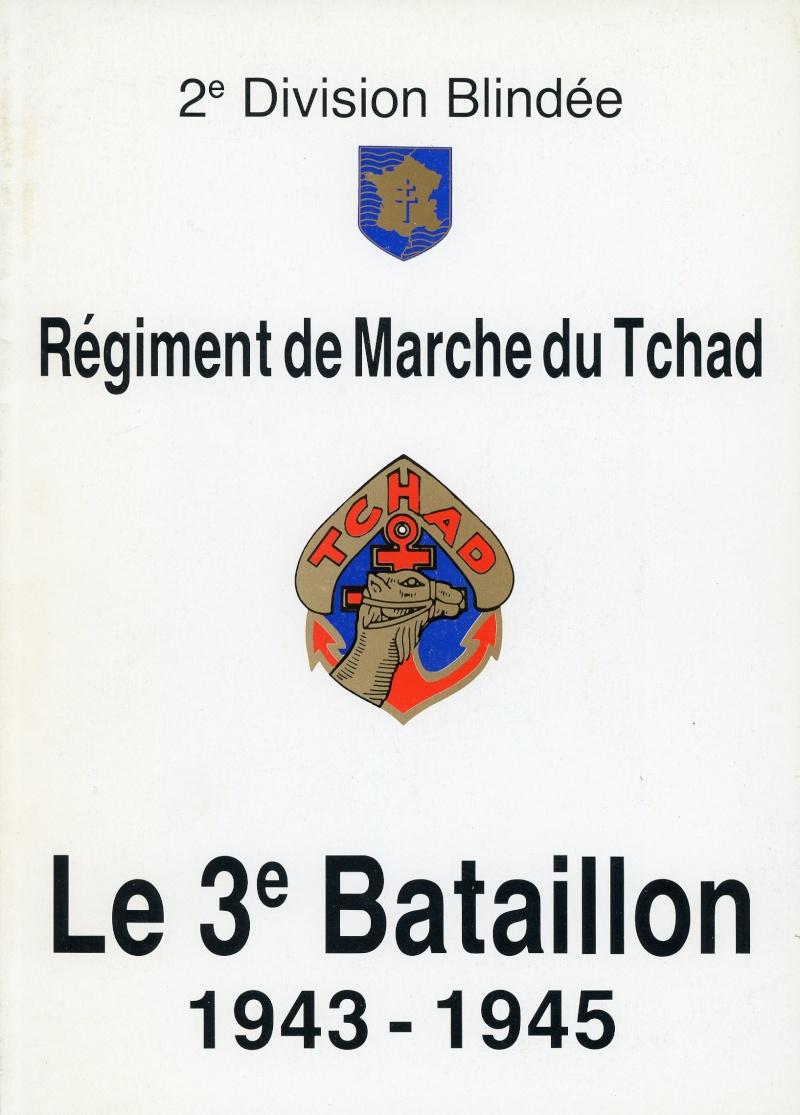 Régiment de Marche du Tchad Le 3e Bataillon 1943 - 1945 Lecler11