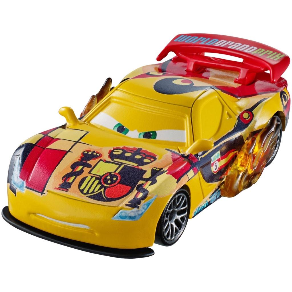 Les modèles annulés par Mattel restés à l'état de prototype 0fd68b10