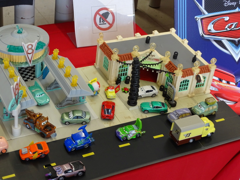 Episode IV : Exposition Cars Toys R Us le 13 avril 2019 près de Nantes 1410