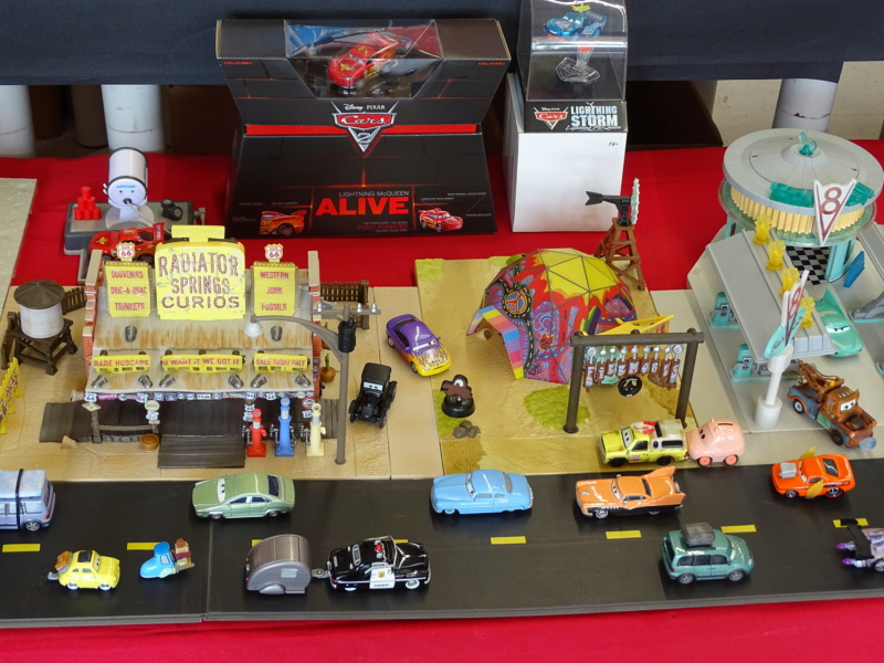 Episode IV : Exposition Cars Toys R Us le 13 avril 2019 près de Nantes 1510