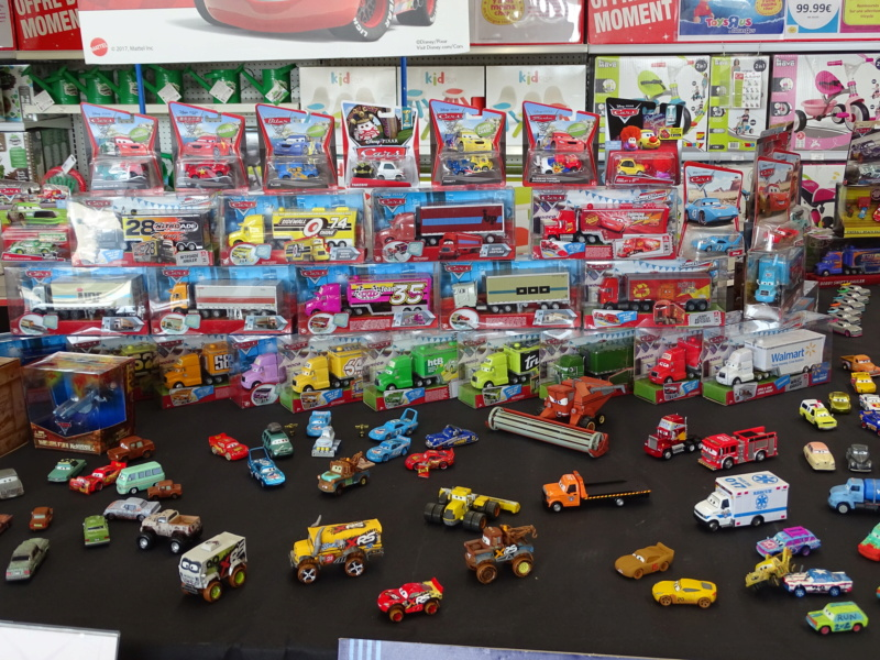 Episode IV : Exposition Cars Toys R Us le 13 avril 2019 près de Nantes 2110