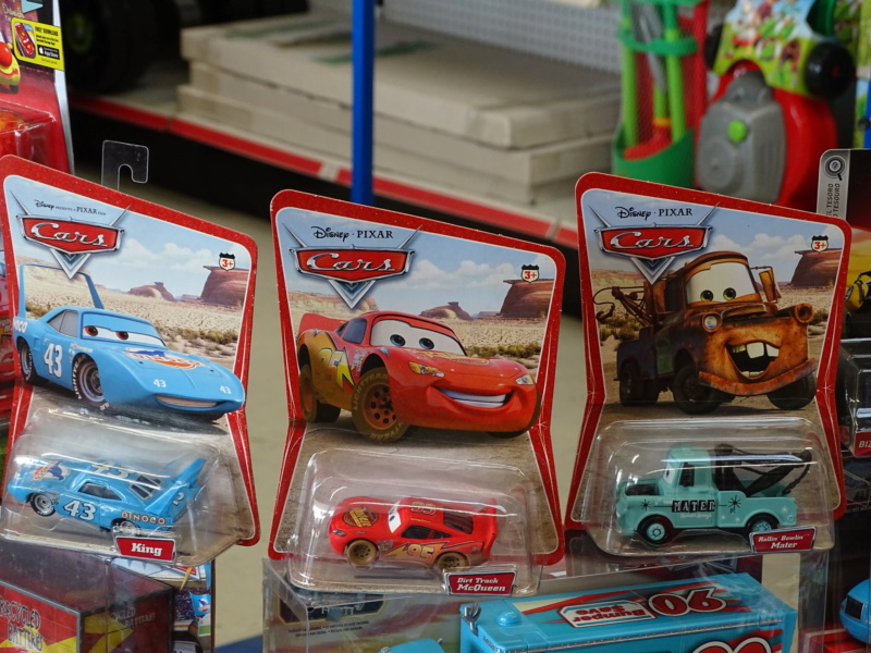 Episode IV : Exposition Cars Toys R Us le 13 avril 2019 près de Nantes 2610