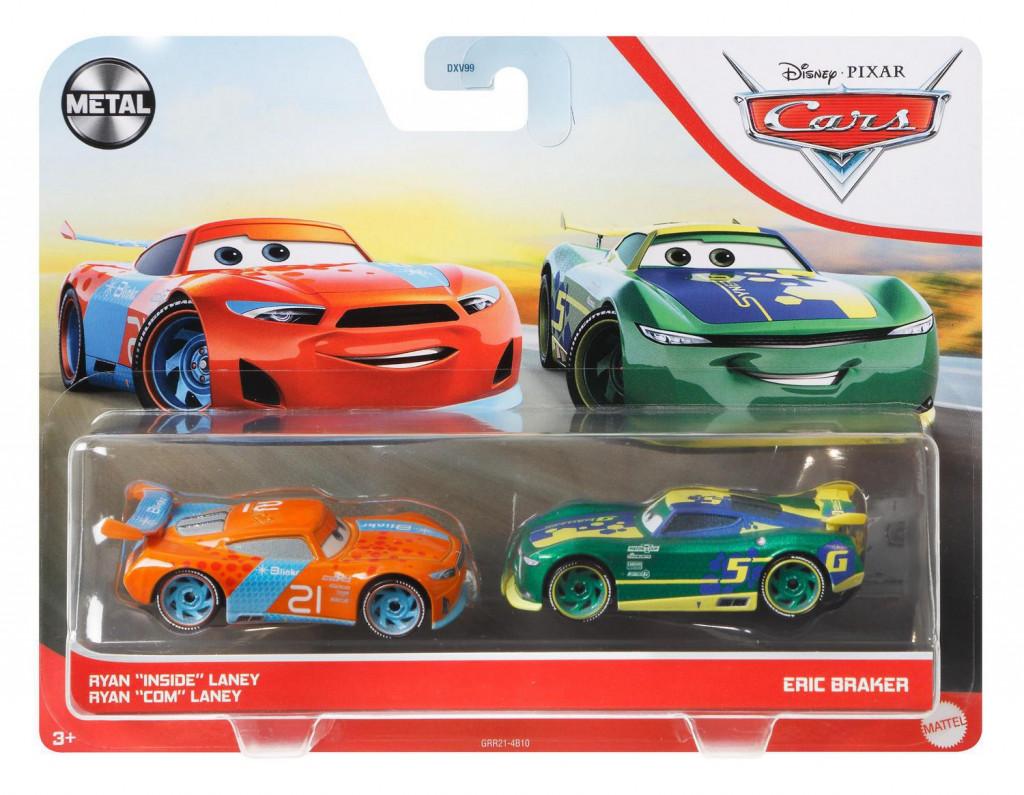 Les variantes des miniatures de Cars 3... la spécialité de Mattel !  79_23f11