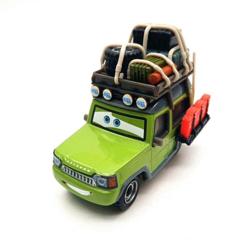 Les modèles annulés par Mattel restés à l'état de prototype A010
