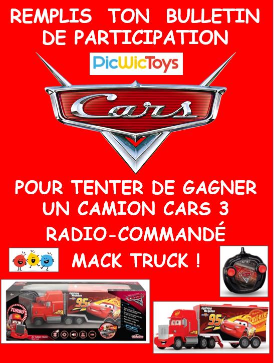 Episode V : Exposition Cars Pic Wic Toys le 16 novembre 2019 près de Nantes Affich12