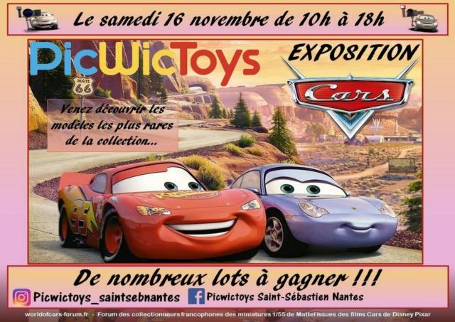 Episode V : Exposition Cars Pic Wic Toys le 16 novembre 2019 près de Nantes Anim_c10