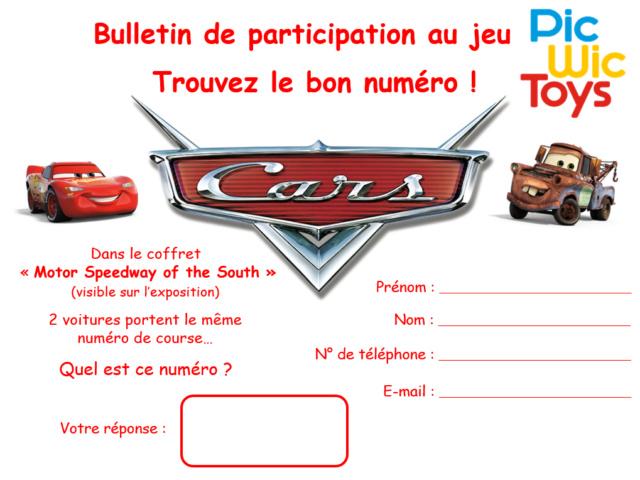 Episode V : Exposition Cars Pic Wic Toys le 16 novembre 2019 près de Nantes Bullet10