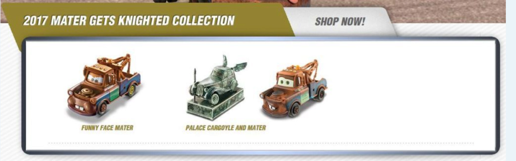 Les modèles annulés par Mattel restés à l'état de prototype Cars210