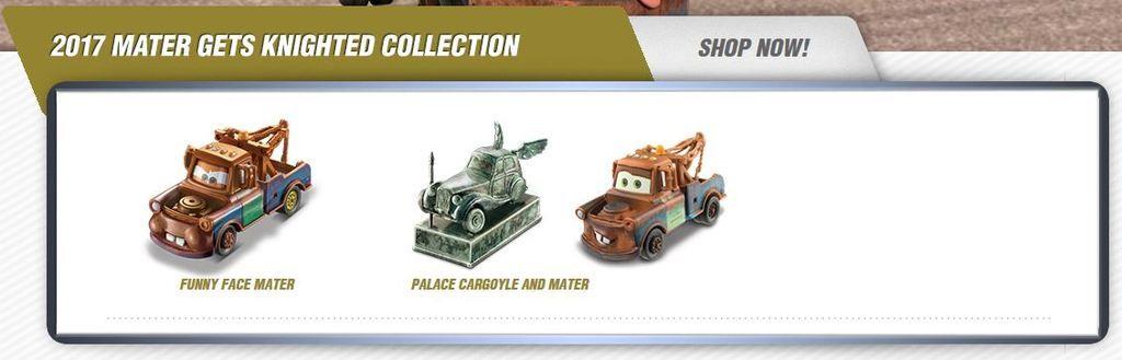 Quelles sont les Cars manquantes dans la serie Cars 2017  - Page 2 Materk11