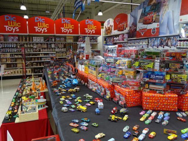 Episode V : Exposition Cars Pic Wic Toys le 16 novembre 2019 près de Nantes P1010