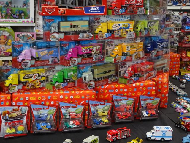 Episode V : Exposition Cars Pic Wic Toys le 16 novembre 2019 près de Nantes P4510
