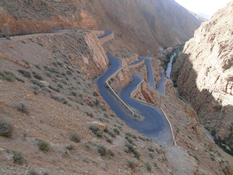 Les gorges Dadès et Todra à vélo Maroc_11