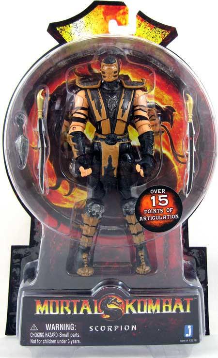 CERCO - action figures Mortal Kombat Mortal10