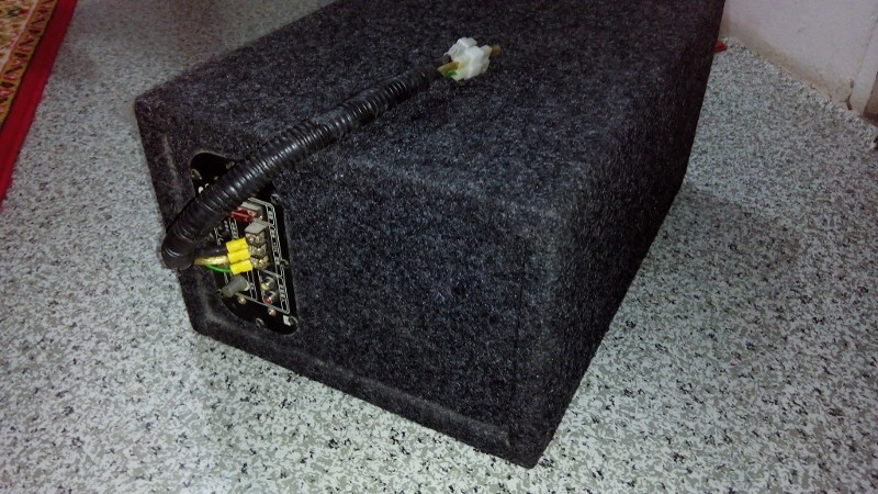 Custom made powered subwoofer for sale Img-2010