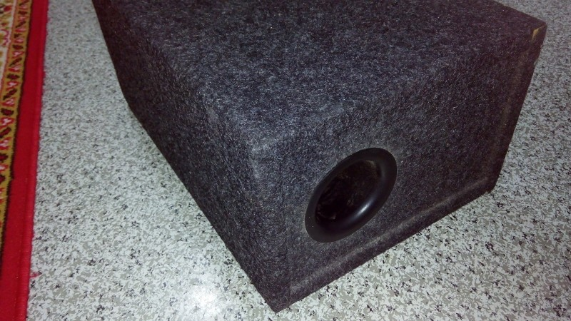Custom made powered subwoofer for sale Img-2011