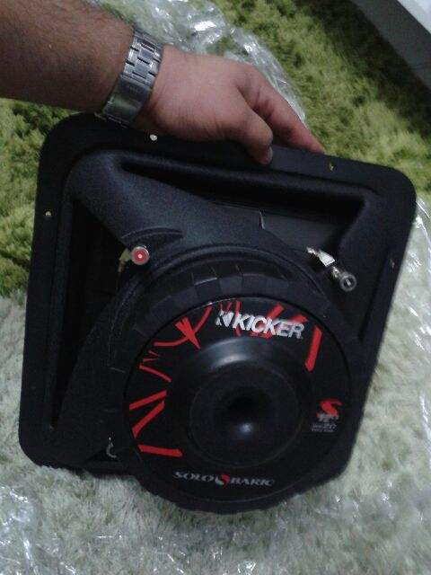 Kicker Solo-Baric Subwoofer for sale Img-2013
