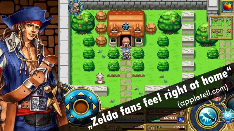 L'influence de Zelda sur les autres jeux (du plagiat au clin d'oeil) - Page 3 Across11