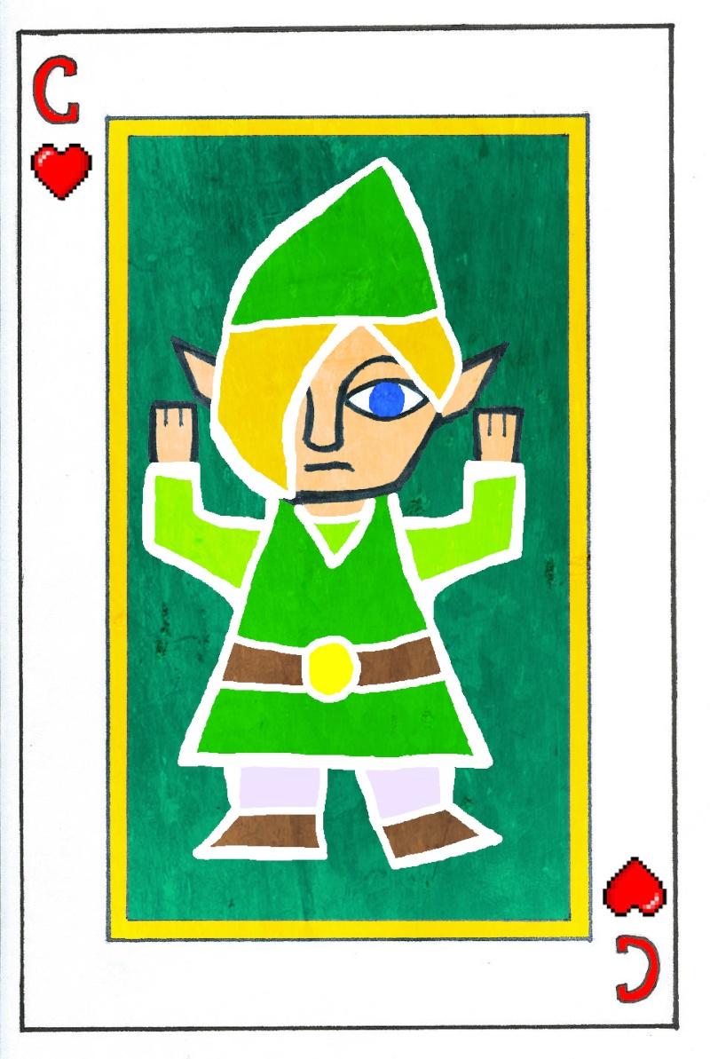 Projet: Jeu de cartes Zelda - Page 2 Cavali10