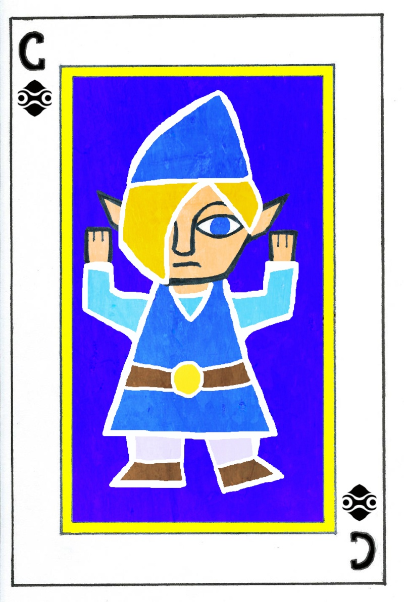 Projet: Jeu de cartes Zelda - Page 2 Cavali12