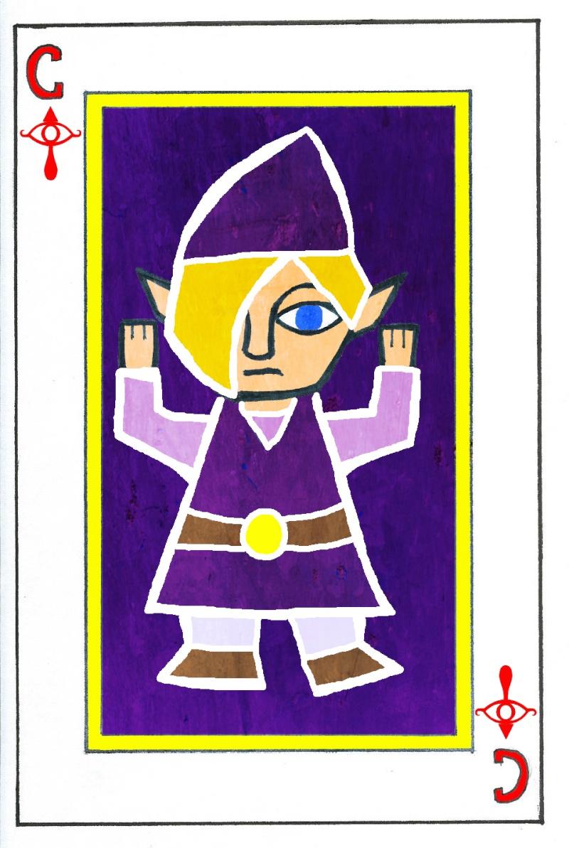 Projet: Jeu de cartes Zelda - Page 2 Cavali13