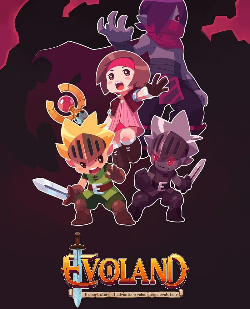 L'influence de Zelda sur les autres jeux (du plagiat au clin d'oeil) - Page 3 Evolan10