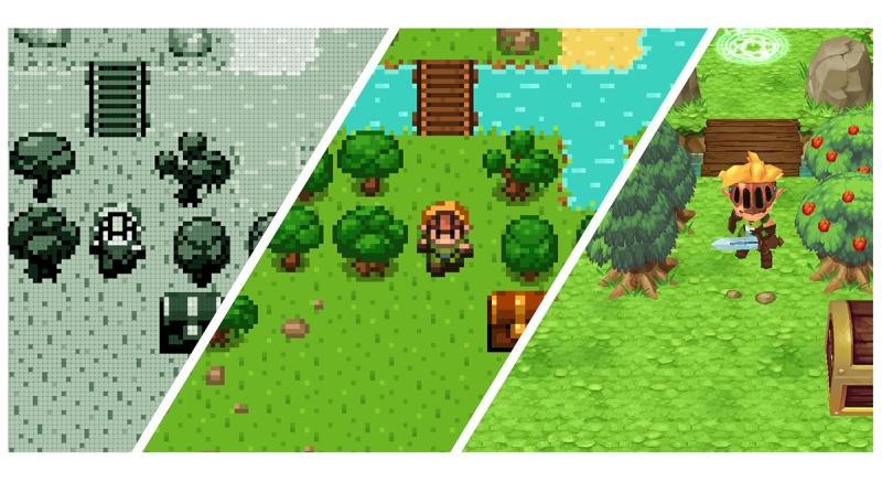 L'influence de Zelda sur les autres jeux (du plagiat au clin d'oeil) - Page 3 Steamw10
