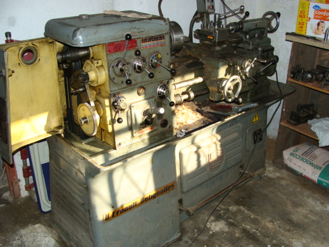 réparation pignon de lyre tour Ernault Battignole Dsc01614