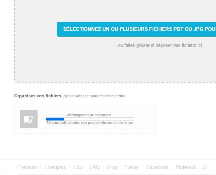 Comment partager un pdf en ligne, en faire un magazine à feuilleter... Flipsn12