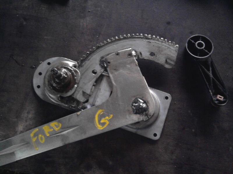 [MK3] TRANSIT TRIBENNE DE 1991 MK3 A REPARER - Page 6 Photo188