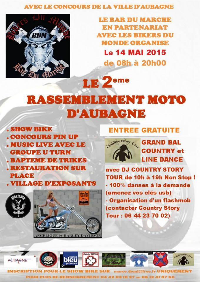 Rassemblement Moto AUBAGNE Aubagn10