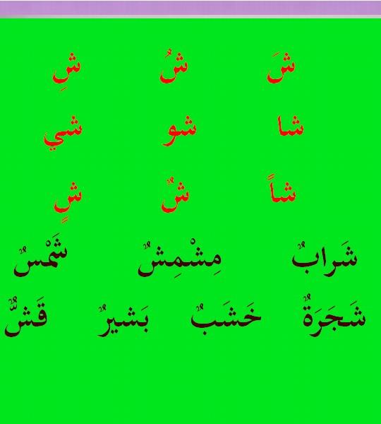 Vocabulaire arabe Oeya_e11